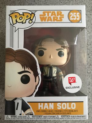 Han Solo Walgreens Exclusive Funko Pop for Sale in Tallahassee, FL