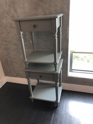End Tables (pair) for Sale in Tampa, FL