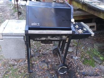 Weber Grill for Sale in Silver Springs,  FL