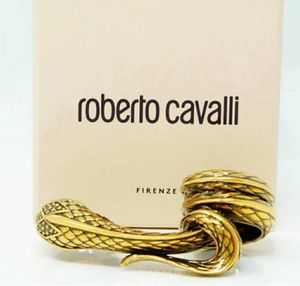 Roberto Cavalli Double Finger Ring for Sale in Sandy Springs, GA