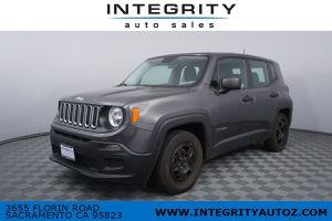 2017 Jeep Renegade for Sale in Sacramento, CA