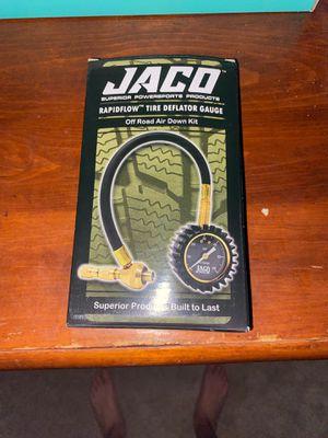 JACO Rapidflow Tire Deflator Gauge for Sale in Baton Rouge, LA