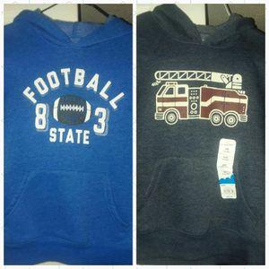878b2fbb436fc7 Boys hoodies NEW SIZE 7 W TAGS for Sale in Louisville