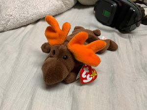 "Ty beanie baby original ""chocolate"" for Sale in Renton, WA"