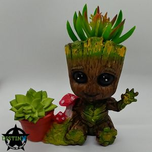 Baby Groot Dual Planter for Sale in Corona, CA