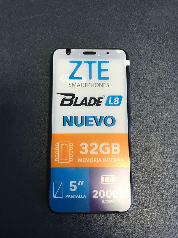 ZTE BLADE 32GB Unlocked