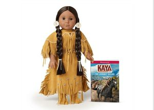 American Girl Kaya Doll and Book for Sale in Clermont, FL