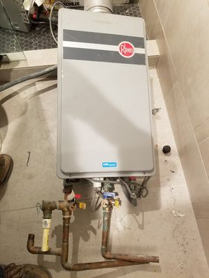 Tankless gas water heaters must go ASAP for Sale in Miami, FL