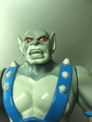 Vintage Thundercats Action Figure Toy Collection for Sale in El Paso, TX