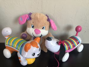 Learning baby toys for Sale in Phoenix, AZ