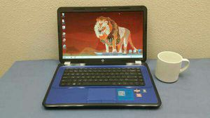 Blue HP G6 laptop, 1.7GHz AMD Dual Core, 4GB, 320GB, Win 7 for Sale in Colorado Springs, CO