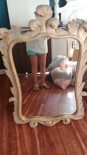 Collectible large mirror for Sale in Poway, CA