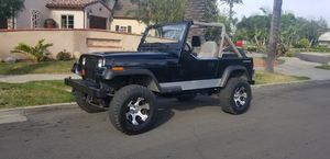 JEEP WRANGLER YJ for Sale in San Diego, CA