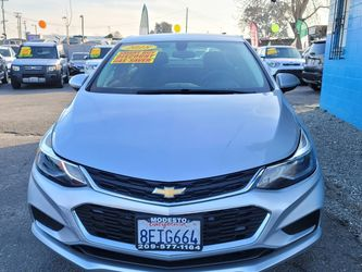 2018 CHEVY CRUZE LT AUTOMATIC TRANSMISSION. STAR AUTO SALES. 514 CROWS LANDING RD. MORE for Sale in Modesto,  CA