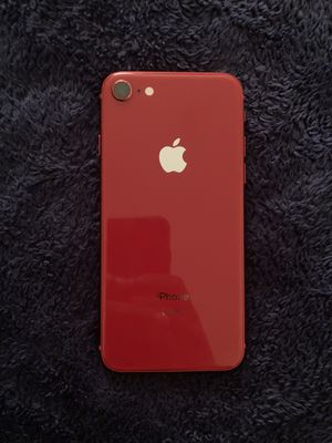 iPhone 8 Unlocked Red for Sale in Columbus, OH