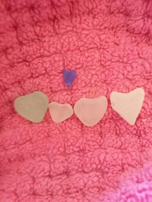 Heart shaped beach glass from lake michigan for Sale in Suttons Bay, MI