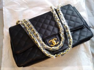 Chanel Caviar Double Flap Bag for Sale in Riverside, CA