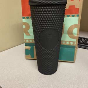 Starbucks Black Matte Cup for Sale in Bowie, MD