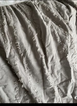 Crib skirt Restoration hardware baby for Sale in Virginia Beach, VA