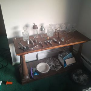Vintage BAR SET PLUS for Sale in Bowie, MD