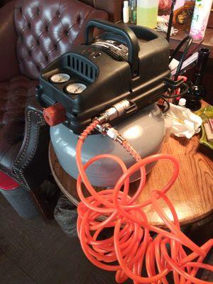 3 Gallon Pancake Air-Compressor for Sale in Detroit, MI