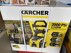 Electric power washer for Sale in Columbus, OH