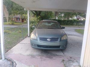 2005 Nissan Altima 2.5S 4D for Sale in Pinellas Park, FL