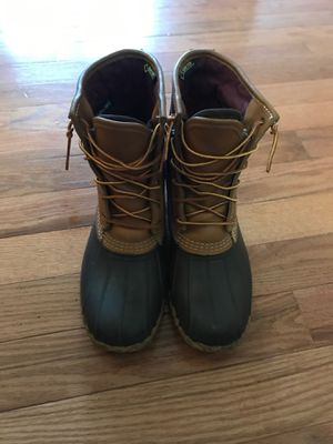LL Bean boots for Sale in Negaunee, MI