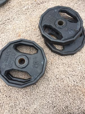 STANDARD MARCY GRIP WEIGHTS 4/10s for Sale in San Diego, CA