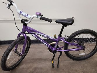 "Kids Specialized Bike, Purple, 16"" for Sale in Kirkland,  WA"