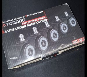 Universal office chair wheels for Sale in Vernon, CA