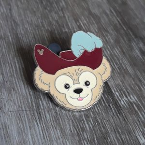 Disney Pin - Peter Pan - Duffy's Hats - Captain Hook 2013 - Hidden mickey 4 of 5 for Sale in Longmont, CO
