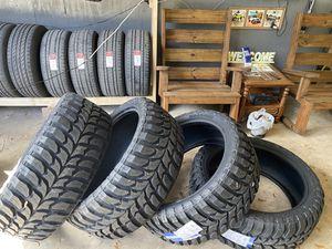 "Mud tires 33"" 35"" 37"" for Sale in Seminole, FL"