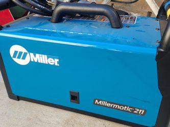 Millermatic 211 Welder No Torch for Sale in San Fernando,  CA