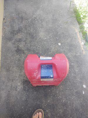 6 gallon fuel tank for Sale in Cocoa Beach, FL