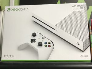 Xbox one s 1TB for Sale in Corona, CA