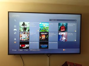 PS4 Slim 500gb with 16 games for Sale in New Port Richey, FL