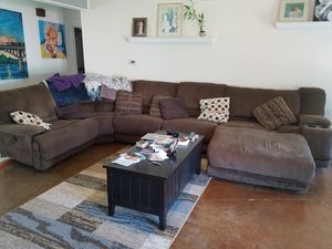 Large Sectional Couch, need gone asap! for Sale in Austin, TX