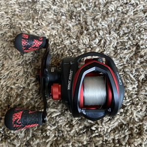 Lews Carbon Fire Reel for Sale in Webster, TX