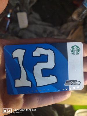 STARBUCKS CARD for Sale in Seattle, WA