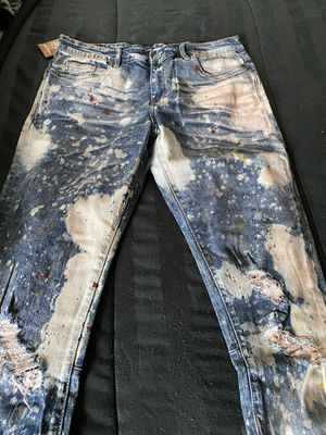 Designer jeans size 36 for Sale in Los Angeles, CA