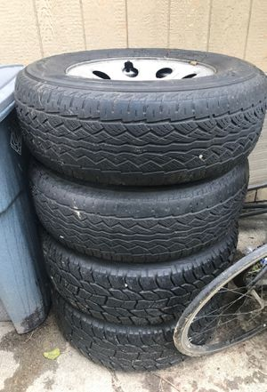Tires and rims for Sale in Tacoma, WA