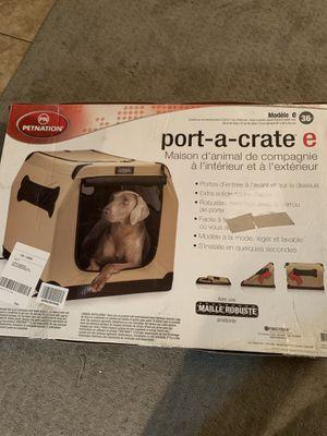 Portable Dog Kennel for Sale in Phoenix, AZ