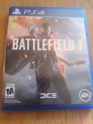 PS4 Battlefield 1 for Sale in St. Louis, MO