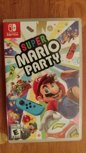 Super Mario party. Trade or sell for Sale in Los Angeles, CA