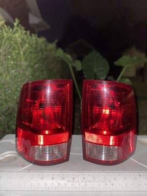 2014 Ram 1500 headlights and tail lights for Sale in Austin, TX