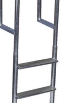 Dock Edge DE2043F Aluminum Wide 3 Step Ladder for Sale in Piedmont,  SC