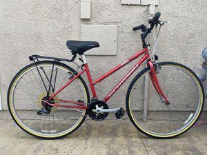 Schwinn Range Searcher 21 speed touring hybrid trail road bike shimano acera X for Sale in Yorba Linda, CA