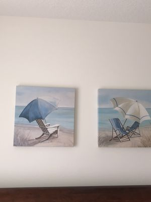 Beach side paintings for Sale in Port St. Lucie, FL