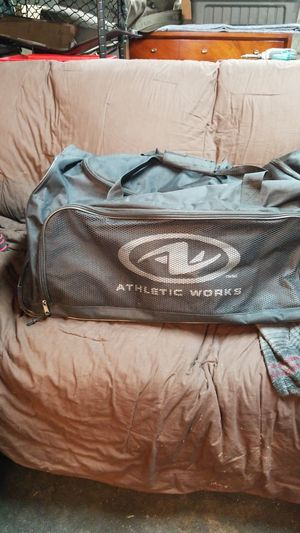 Athletic Works rolling duffle bag for Sale in Federal Way, WA